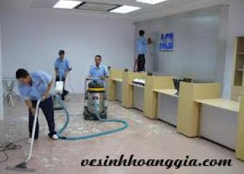 Tổng vệ sinh nhà xưởng