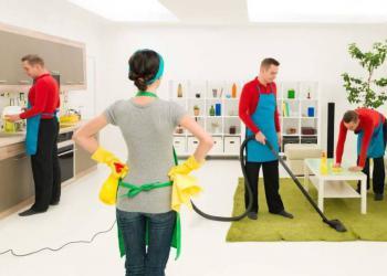 Dịch vụ vệ sinh bảo dưỡng tòa nhà cao ốc chung cư